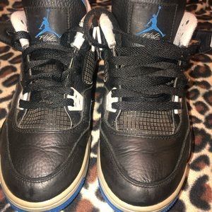 Kids Jordan 4's retro